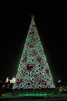 Madrid se ilumina por Navidad