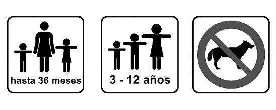 Señalización de Áreas de Juego Infantil