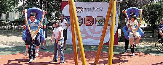Parque de Integración Accesible de Somontes