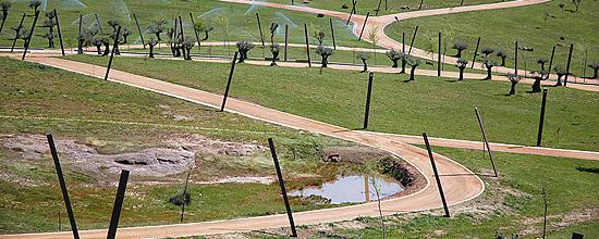 Parque de la Asomadilla en Córdoba