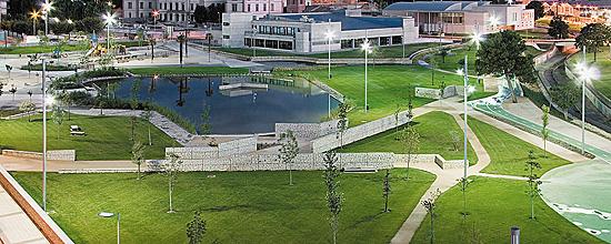 Parque Universidad, Huesca