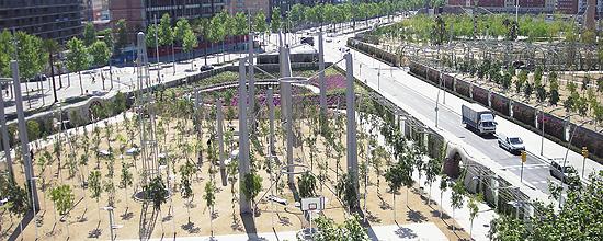 Parque del Pueblo Nuevo