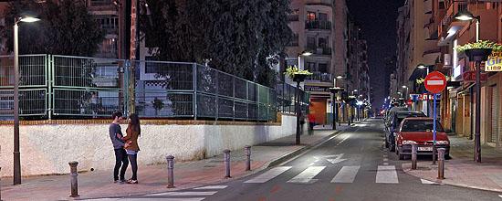 Instalación de nuevos sistemas de alumbrado de tecnología LED en Alicante