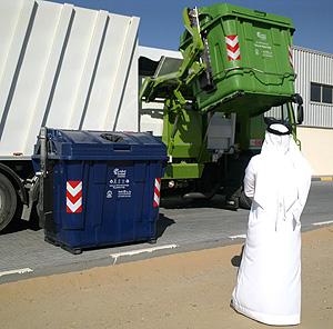 Contenur en Emiratos Árabes Unidos