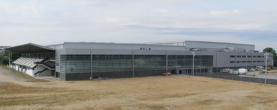 Nueva ciudad Deportiva de Blanes