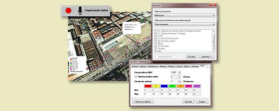 Actualización v.2.0 del software del sistema LX-GPS