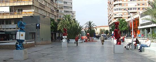 Laurence Jenkell en Murcia