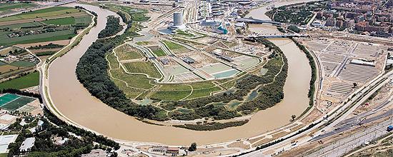 El Parque del Agua «Luis Bu–uel» de Zaragoza, primer parque en obtener la certificación AENOR