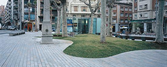 Plaza de Bonanova