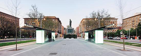 Paseo de la Independencia, Zaragoza