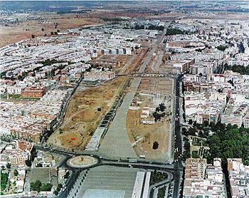 El Paseo de la Estación versus Paseo de Córdoba