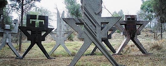 La escultura de Federico Silva