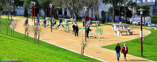 Parque de Oza, Castrillón