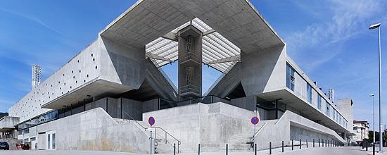 Estadio de Pasaron en Pontevedra