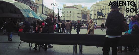 Concurso de ideas para el diseño de una pieza de mobiliario urbano para la Puerta del Sol de Madrid