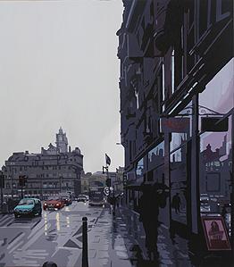 Edimburgo 09. 85x75 cm