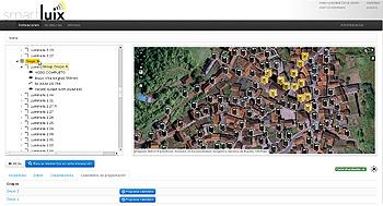 SmartLuix: un software que gestiona las funcionalidades del sistema iiLUIX