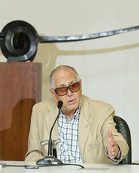 Presentación Exposición Martín Chirino. Espacio Cultural de Cajacanarias