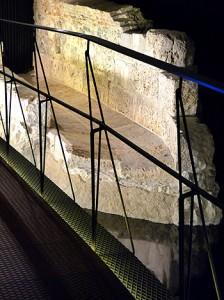 Museo de los Caños del Peral, Metro de Madrid