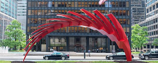 Santiago Calatrava en Nueva York