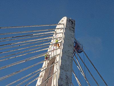 Puente Cristo del Amor en Marbella