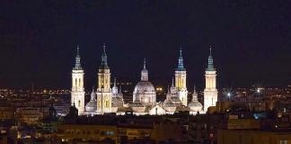 Torres de la Catedral-Basílica de Nuestra Señora del Pilar de Zaragoza