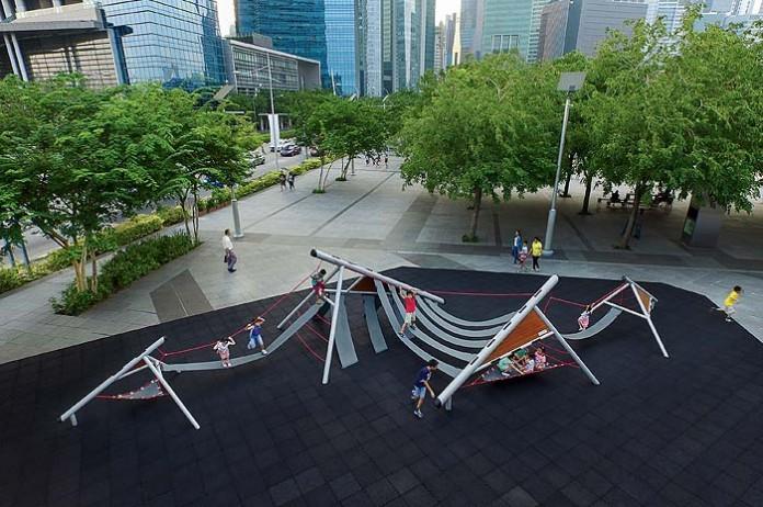 PlayForm parques infantiles