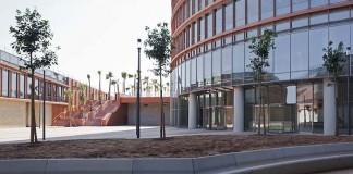 Banco modular Triana