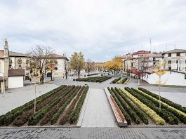 plaza urdanibia irun
