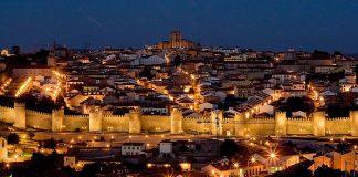 Nuevo Paisaje Nocturno para la Ciudad de Ávila