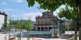 Plaza de San Juan en Irún