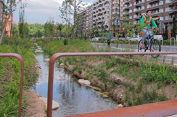Paisaje como herramienta en la planificación y regeneración urbana