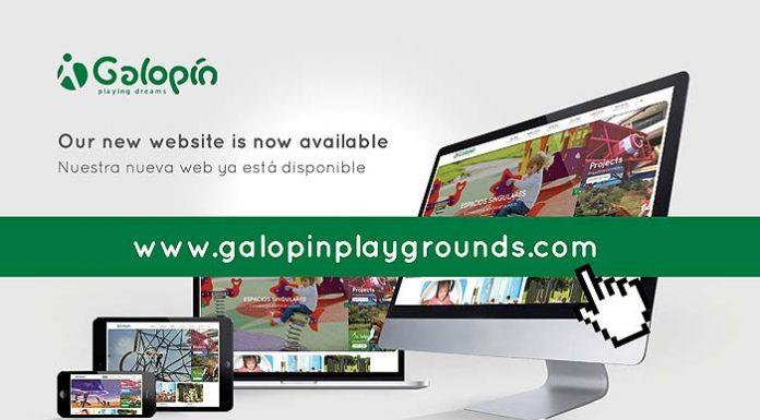 Nueva página web de Galopín