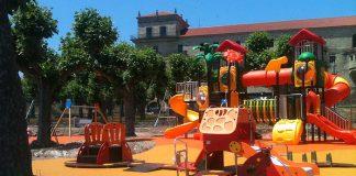 Parque Das Triguerizas de Celanova, Ourense