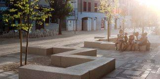 Entorno de la Plaza de la Constitución de Torrelodones, Madrid