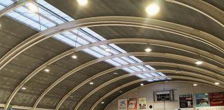 Iluminación en instalaciones deportivas