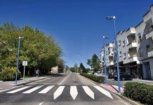 Iluminación inteligente para incrementar la seguridad de los pasos de peatones de Coria, Extremadura