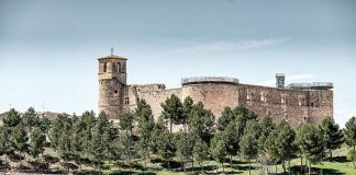 Castillo de Garcimuñoz, Cuenca