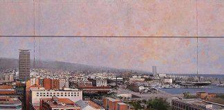 José Higuera, reflejos de la ciudad a través de un cristal