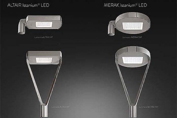 Altair Istanium® LED y Merak Istanium® LED de Simon