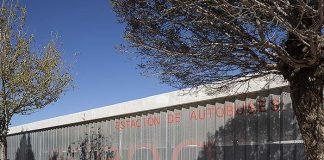 Estación de Autobuses en Estepa (Sevilla)