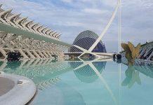 Manolo Valdés en la Ciudad de las Artes y las Ciencias de Valencia