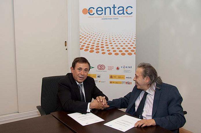 CENTAC Y FENITEL se unen para el desarrollo de tecnologías accesibles