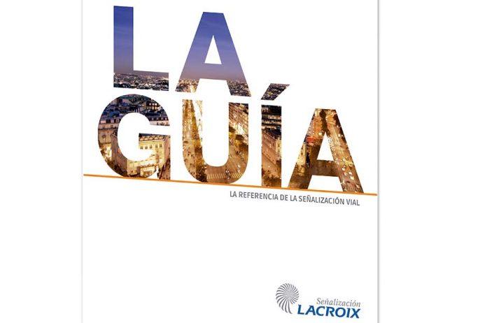 Nueva Guía Catálogo de señalización vial de Lacroix