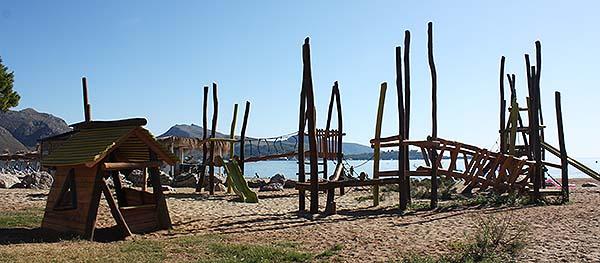 Fotos zona 3, playa de Tamarells