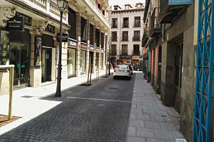 Remodelación del entorno de Chueca
