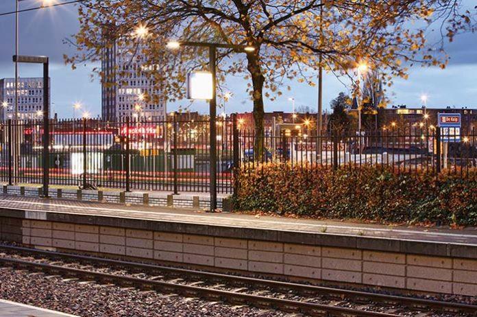 Holanda adjudica el alumbrado exterior de sus estaciones a SETGA