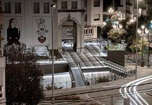 Plaza del Mercado Puertochico de Santander