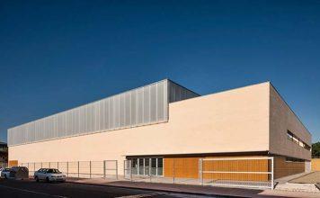 Pabellón Municipal de Deportes en Espartinas (Sevilla)