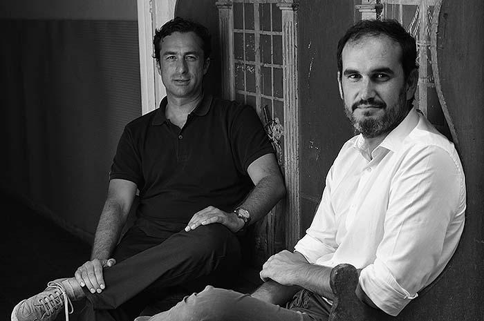 Sergi Carulla y Óscar Blasco